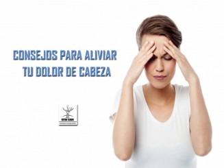 consejos para aliviar tu dolor de cabeza by centrotandem