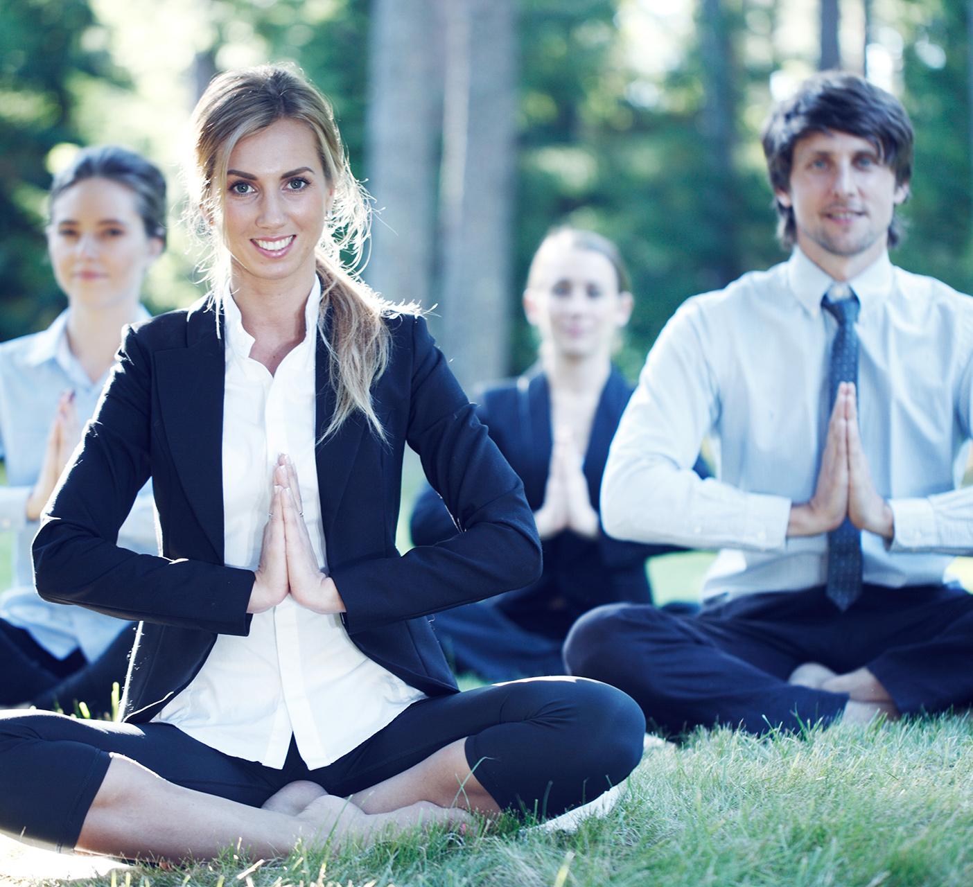 Elige el Wellness day en tu oficina