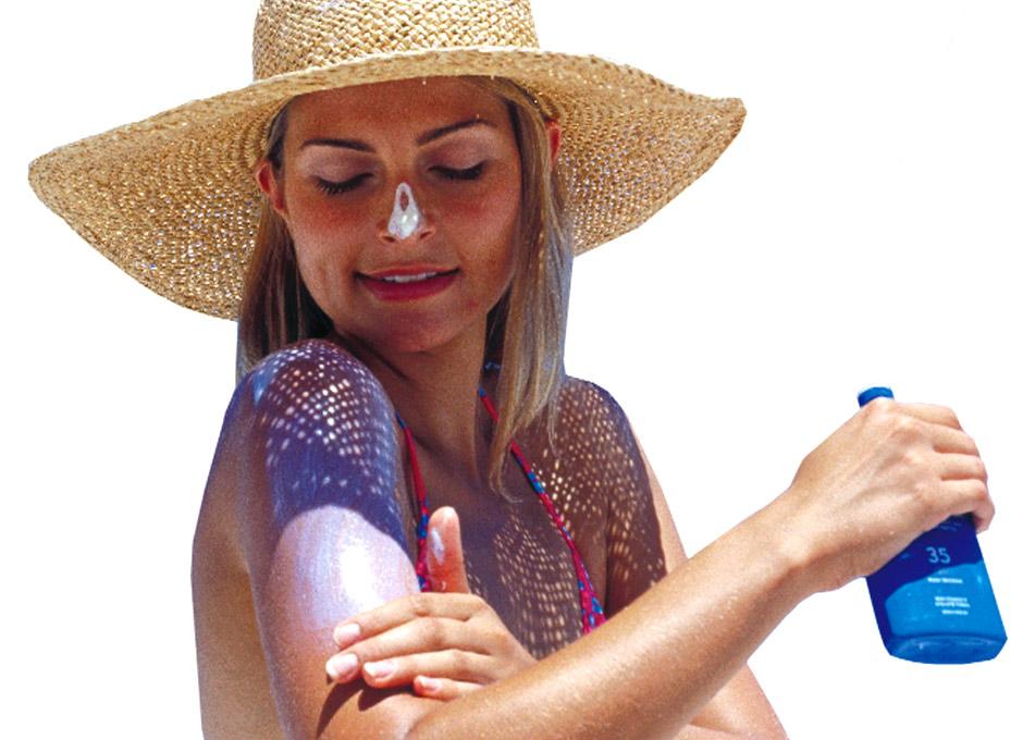 Qué crema solar utilizar